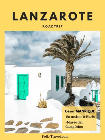 Lanzarote musee al campesino