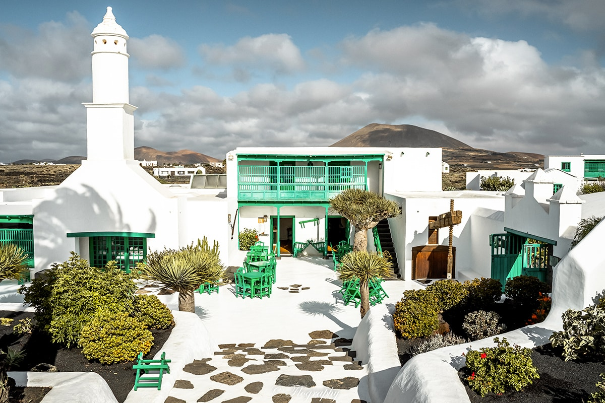 musée campesino à Lanzarote Espagne