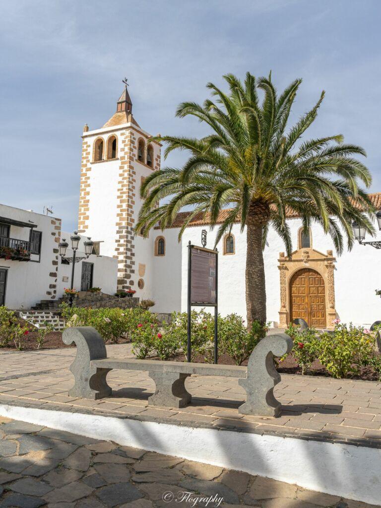 église à Betancuria Fuerteventura