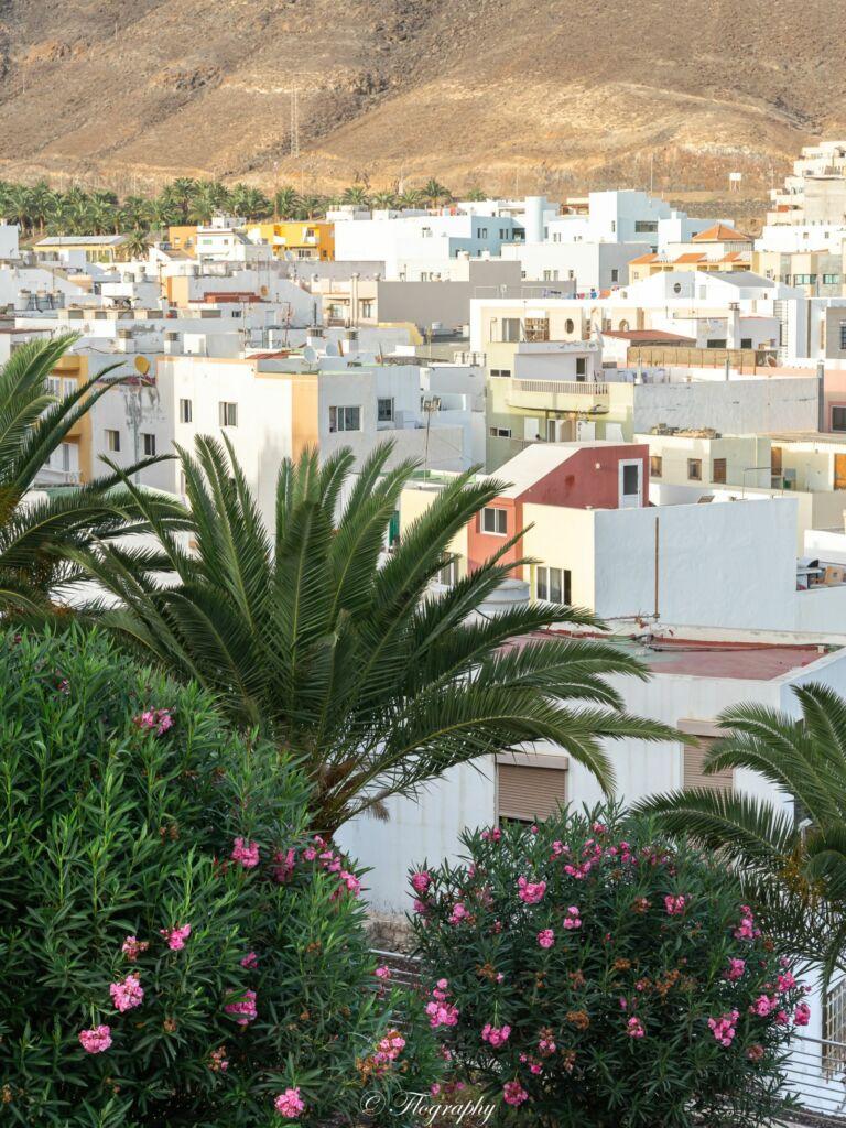 Maisons de Morro Jable à Fuerteventura