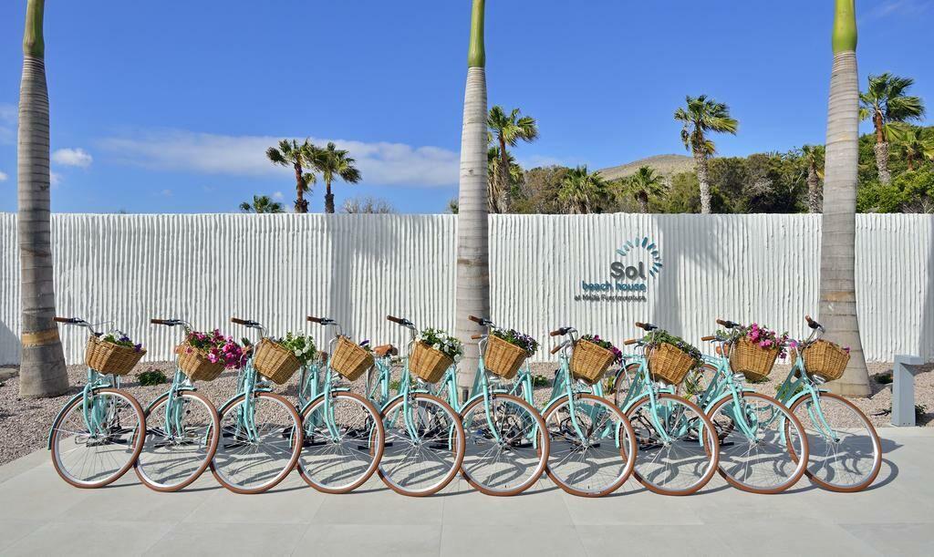 Vélo de location à l'hôtel