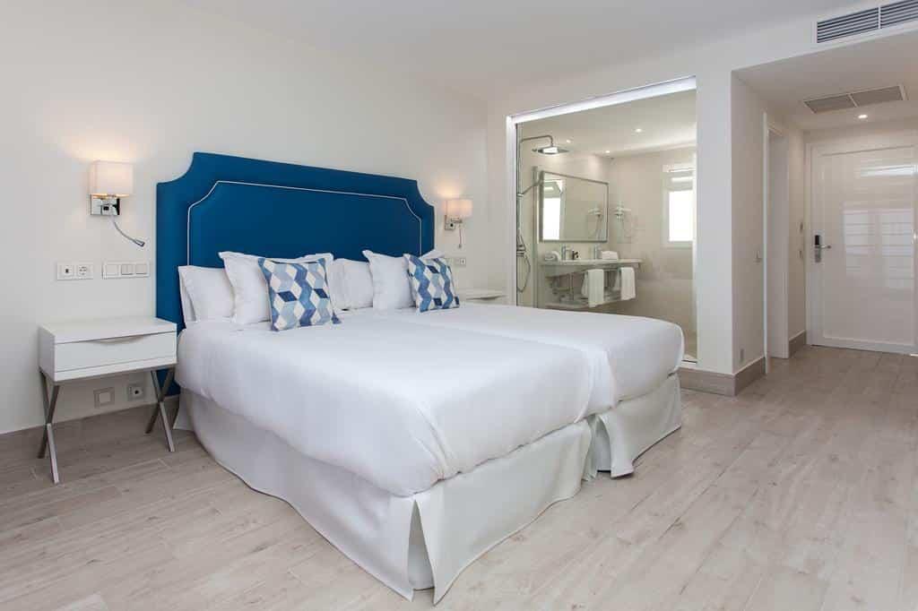 chambre de l'Hotel Boutique TAO Caleta Mar Corralejo
