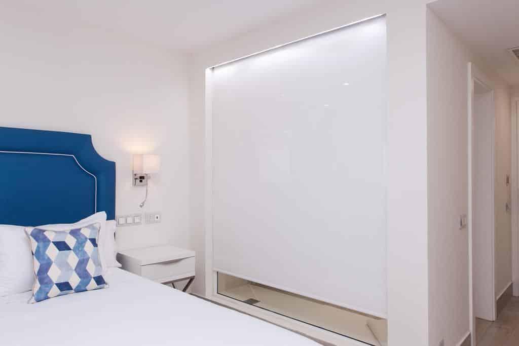 chambre salle de bain de l'Hôtel Boutique TAO Caleta Mar Corralejo