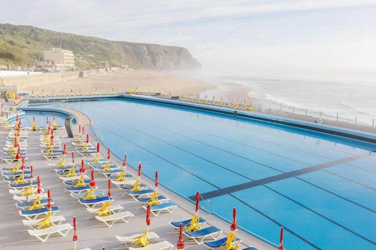 Hôtel Arribas Sintra avec une piscine olympique