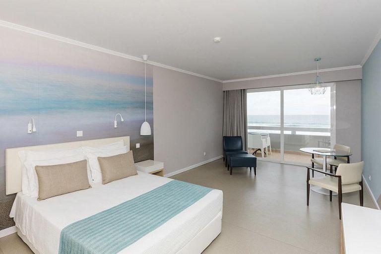 Hotel-arribas-sintra-chambre-portugal bord de mer face à l'océan