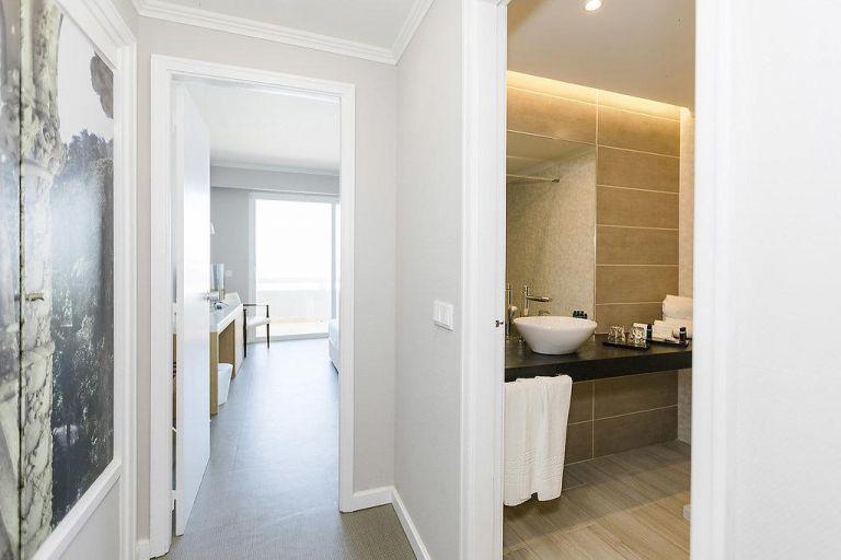 Hotel-arribas-sintra-salle-de-bain de la chambre
