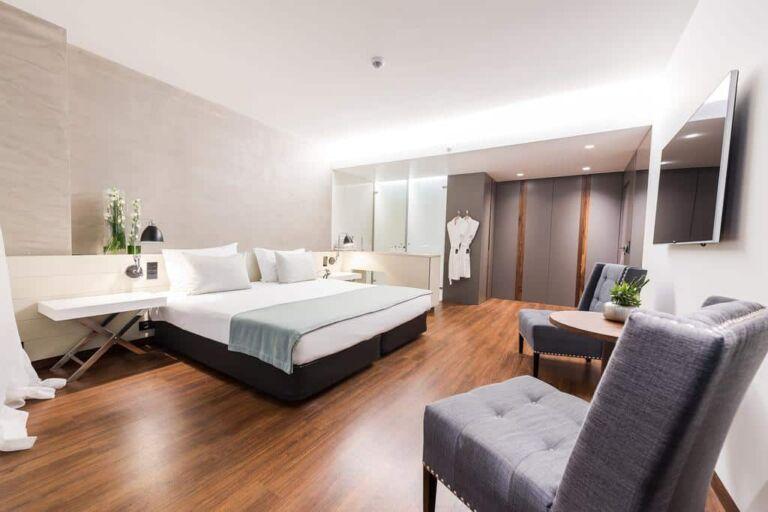 Hotel lux lisboa park chambre suite