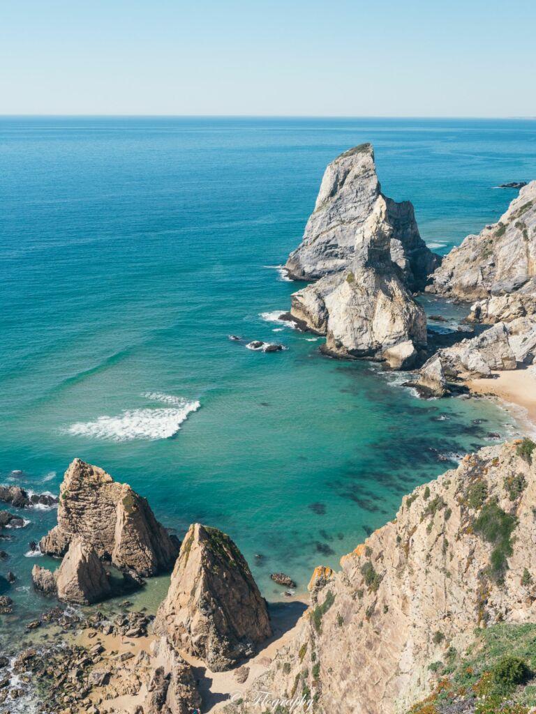Praia da Ursa au Portugal