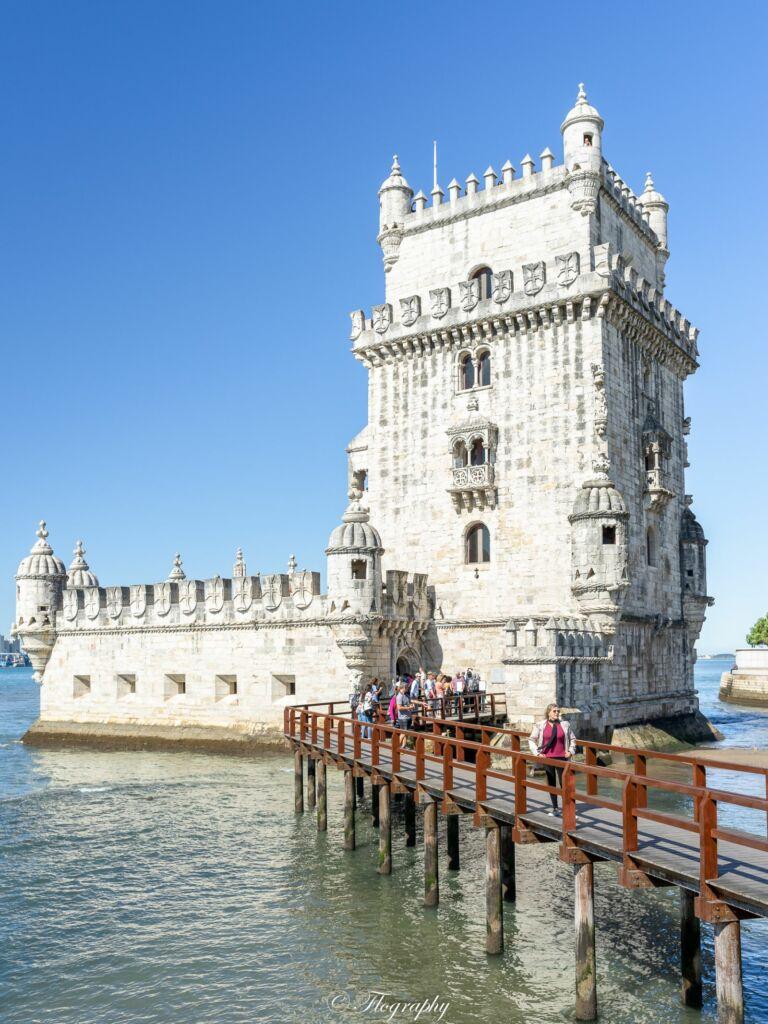 Tour-Belem-Lisbonne-Portugal