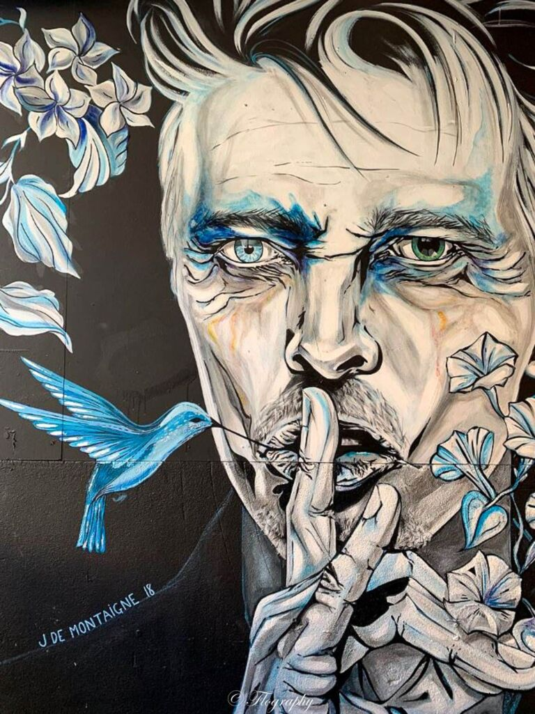 street art à lxfactory à Lisbonne