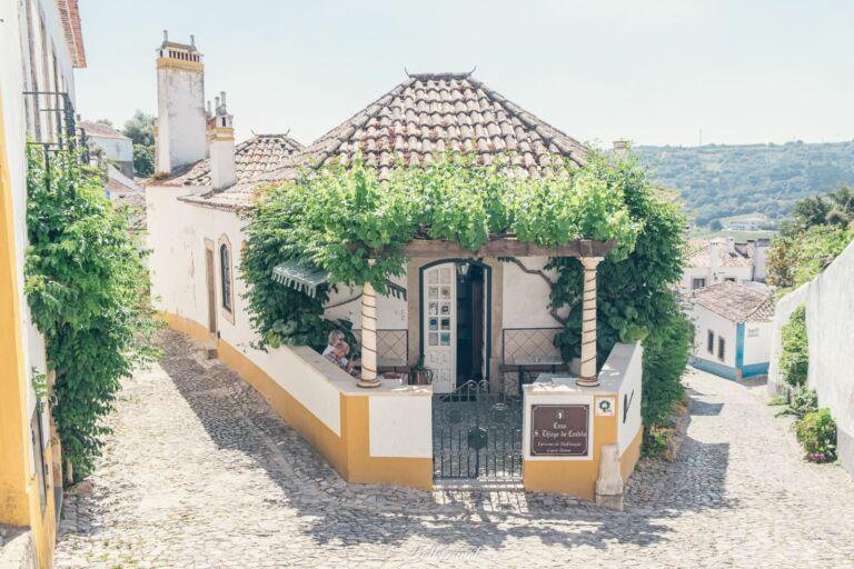 Casa-Thiago-do -Castelo-obidos Portugal chambre d'hôtes