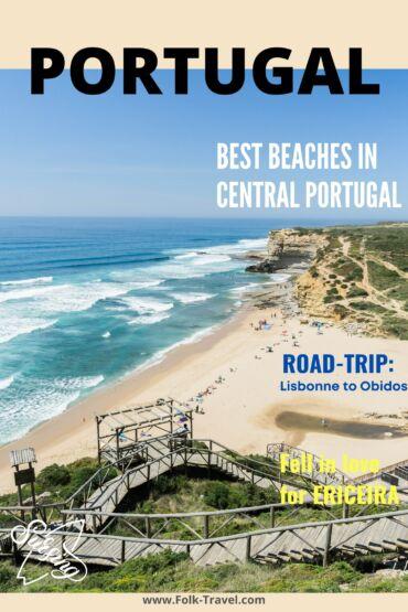 épingle Pinterest de Surf à Ericeira et Peniche au Portugal road-trip