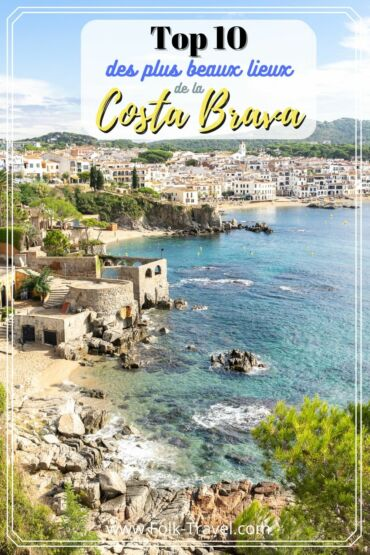 Vacances Costa Brava Espagne