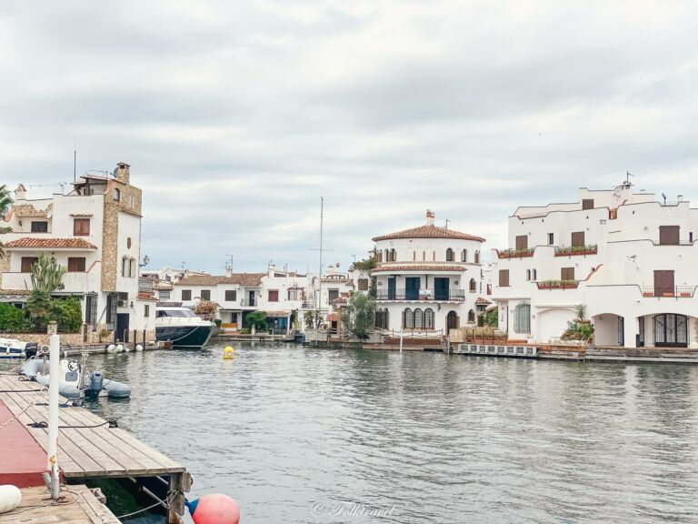 empuriabrava catalunya miami espagne canaux bateaux venise