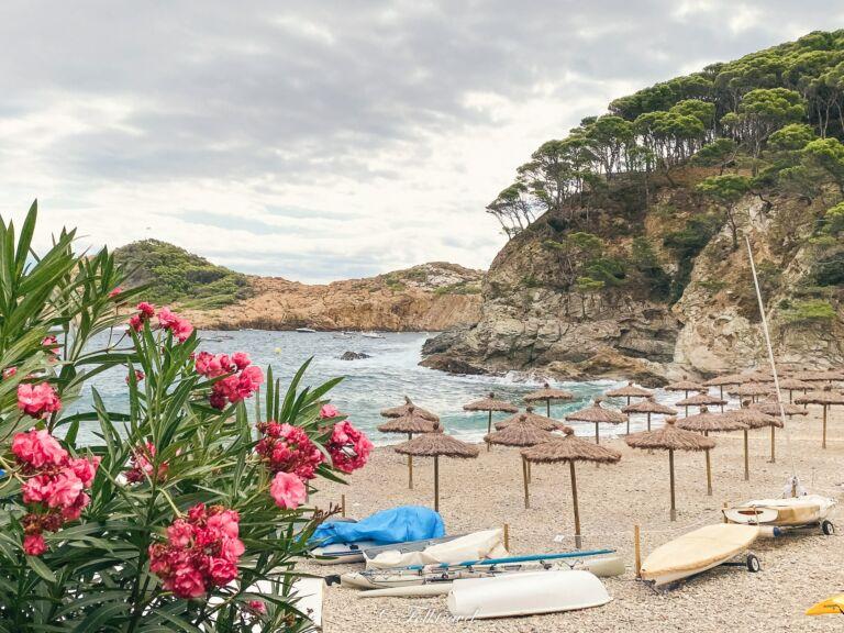 plage sa tuna espagne catalogne playa beach