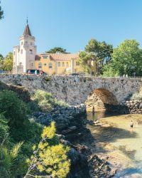 Casa da Santa Maria à Cascais au Portugal