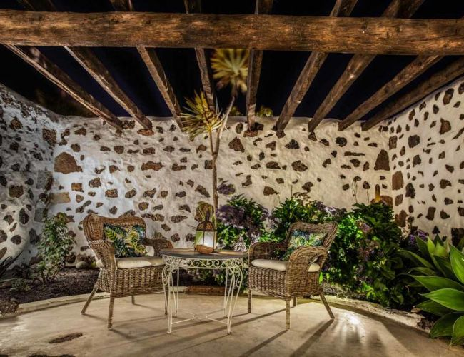 jardin de los Lirios Lanzarote